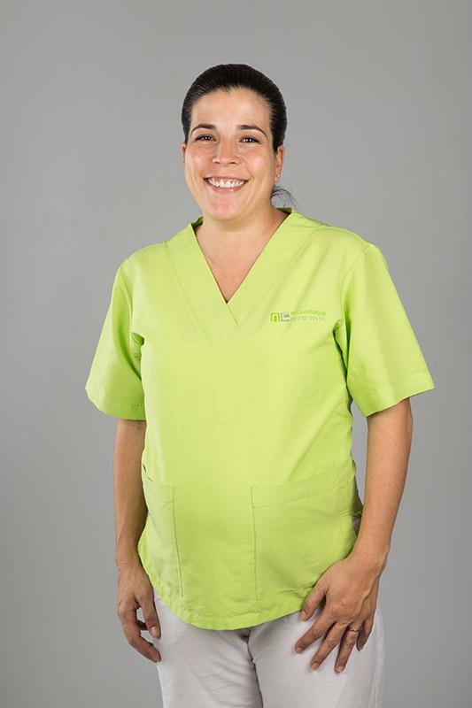 Marta Fuentes González - Auxiliar i higienista dental