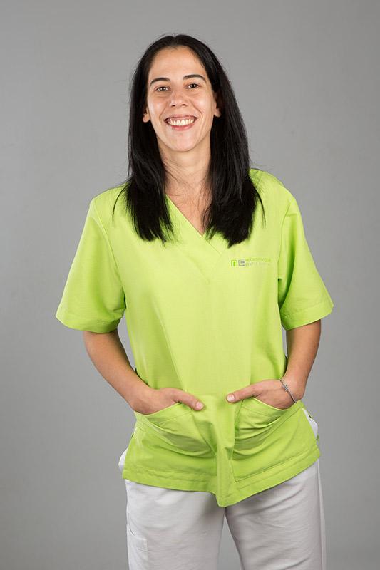 Sandra Carrasquero Bocho - Auxiliar i higienista dental