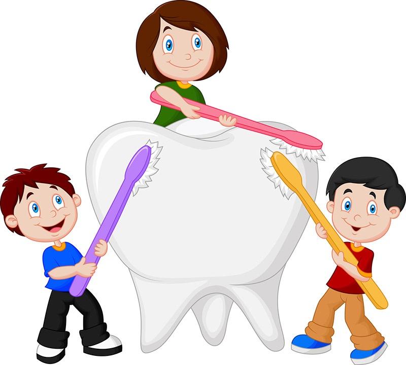 Odontologia preventiva i higiene dental per a nens